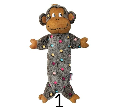 Kong Dog Toy Low Stuff Speckles