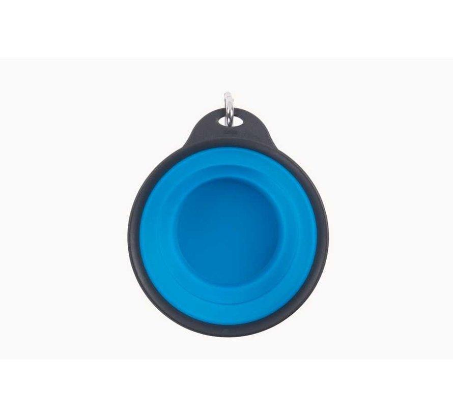 Drinkbak of voerbak Travel Cup Pro Blue