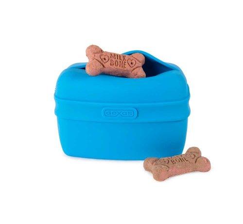 Dexas Treat Bag Pooch Pouch Pro Blue