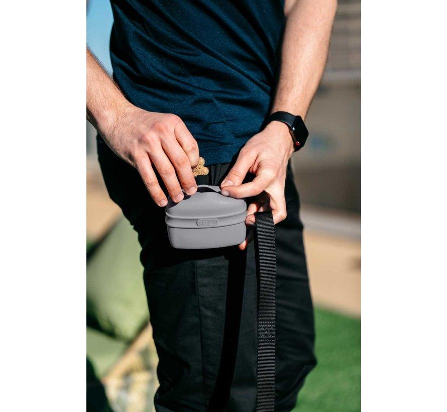 Treat Bag Pooch Pouch Pro Light Grey