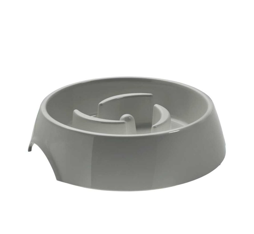 Slow Feeding Bowl Atlanta Grey