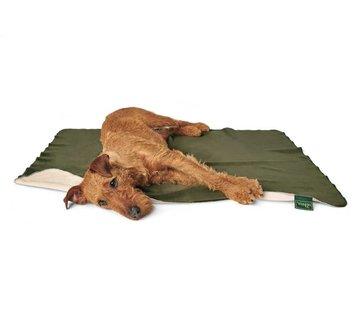 Hunter Dog Blanket Hornum Green