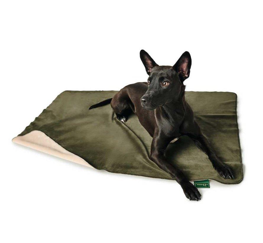 Hondendeken Hornum Groen