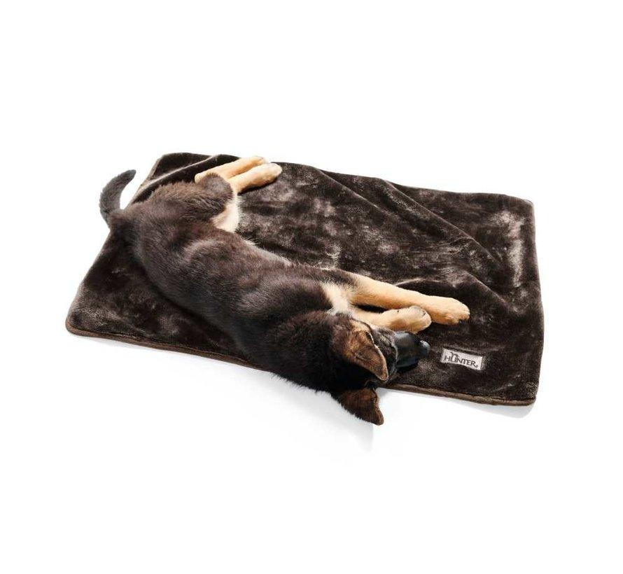 Dog Blanket Konstanz Brown
