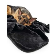 Hunter Dog Blanket Konstanz Black