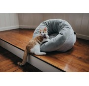 Hunter Cat Bed Miranda Grey
