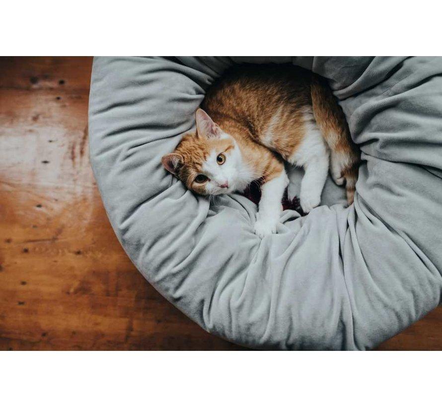 Kattenmand Miranda Grijs