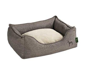 Hunter Dog Bed Boston Brown