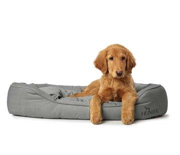 Hunter Dog Bed Lancaster Grey