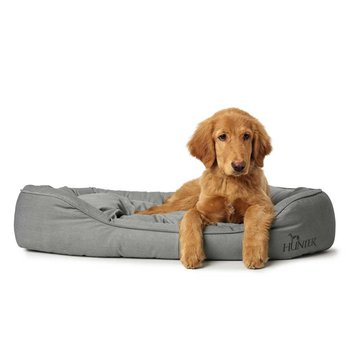 Hunter Dog Bed Lancaster Grey