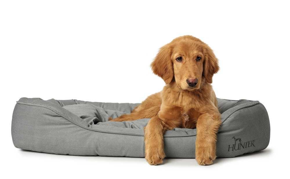 Hondenmand Lancaster Grijs