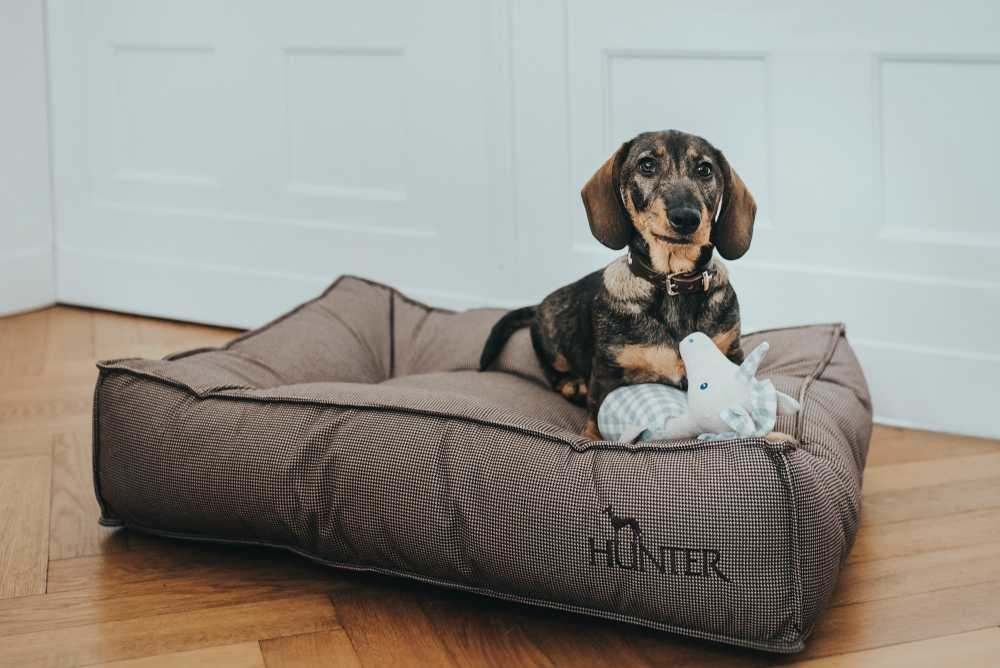 Hondenkussen Lancaster Bruin