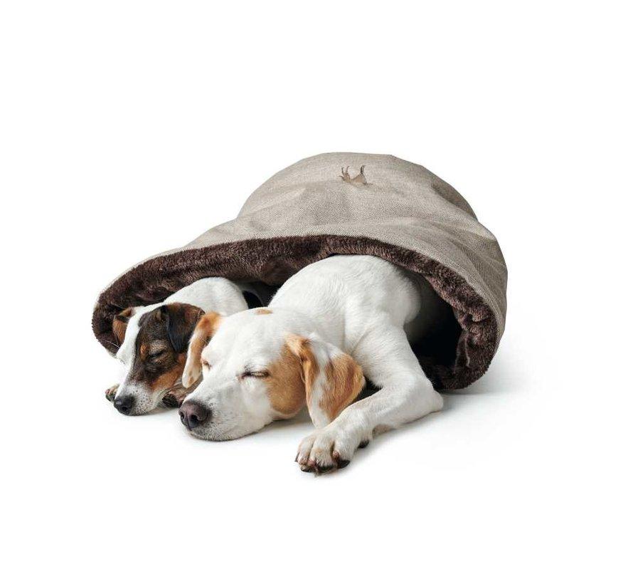 Hondenmand Livingston Beige