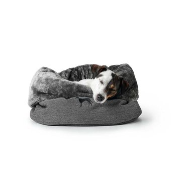 Hunter Dog Bed Livingston Anthracite