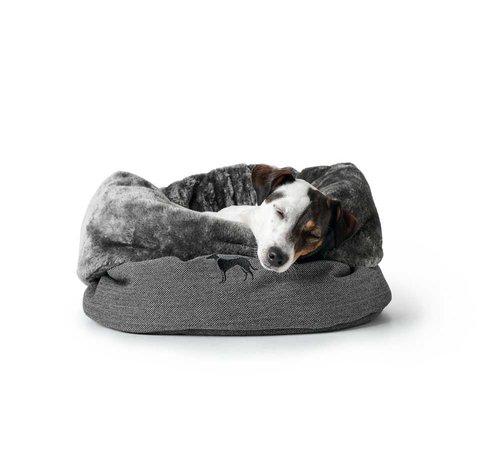 Hunter Dog Bed Livingston Anthracite