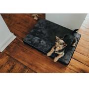 Hunter Orthopedic Dog Cushion Tirano Black