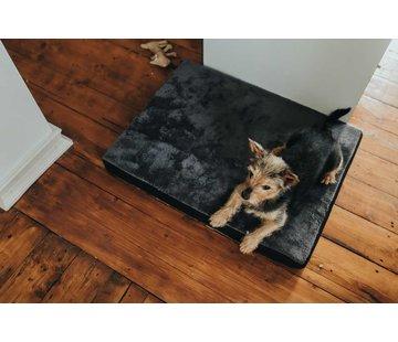 Hunter Orthopedisch Hondenkussen Tirano Zwart
