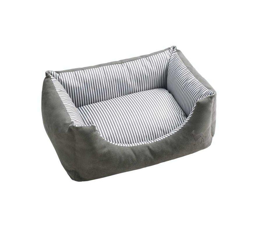 Dog Bed Palma Grey