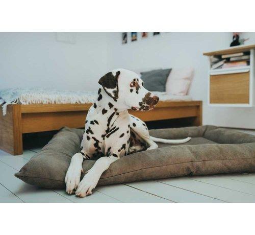 Hunter Hondenkussen Kunstleer Bologna Stone