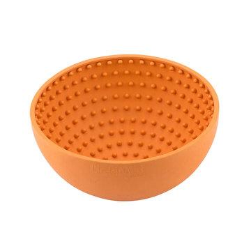 Lickimat Wobble Oranje