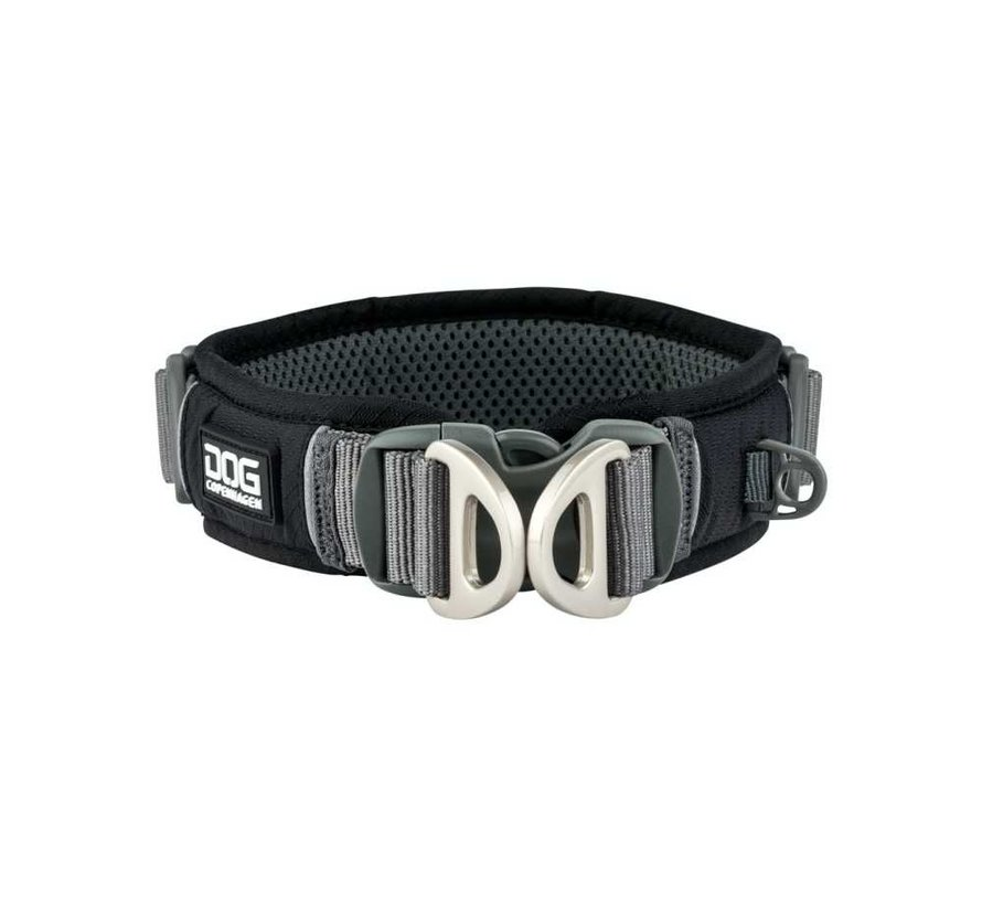Dog Collar Urban Explorer Black (V2)