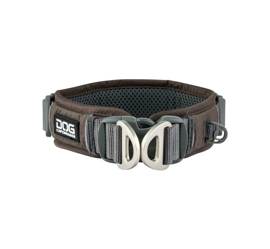 Dog Collar Urban Explorer Mocca (V2)