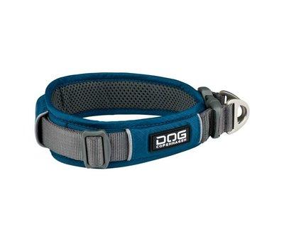 DOG Copenhagen Dog Collar Urban Explorer Ocean Blue (V2)