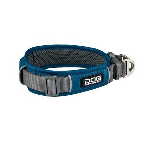 DOG Copenhagen Hondenhalsband Urban Explorer Ocean Blue (V2)