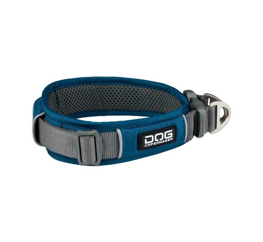 Dog Collar Urban Explorer Ocean Blue (V2)