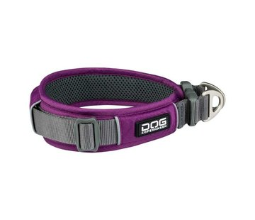 DOG Copenhagen Dog Collar Urban Explorer Purple Passion (V2)
