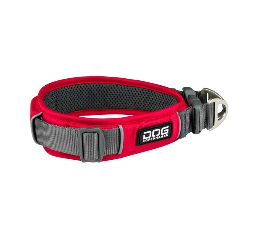 Hondenhalsband Urban Explorer Classic Red (V2)