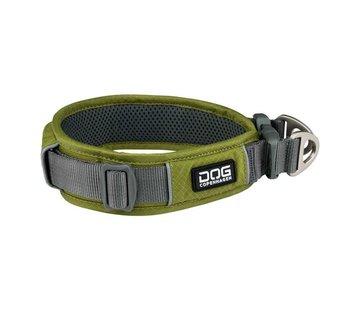 DOG Copenhagen Dog Collar Urban Explorer Hunting Green (V2)