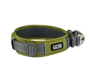DOG Copenhagen Hondenhalsband Urban Explorer Hunting Green (V2)