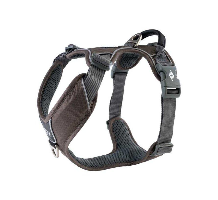 Dog Harness Comfort Walk Pro Mocca (V2)