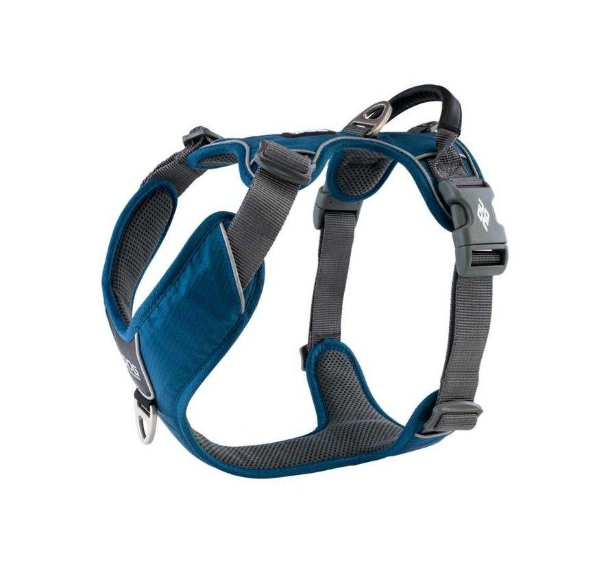 Hondentuig Comfort Walk Pro Ocean Blue (V2)