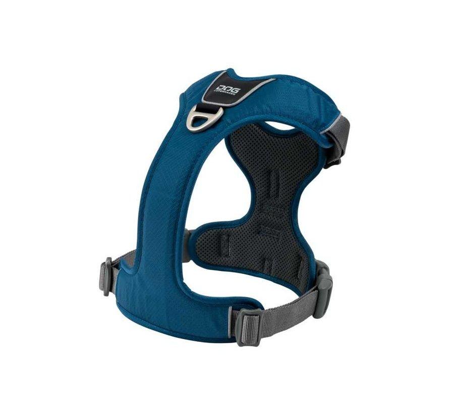 Dog Harness Comfort Walk Pro Ocean Blue (V2)