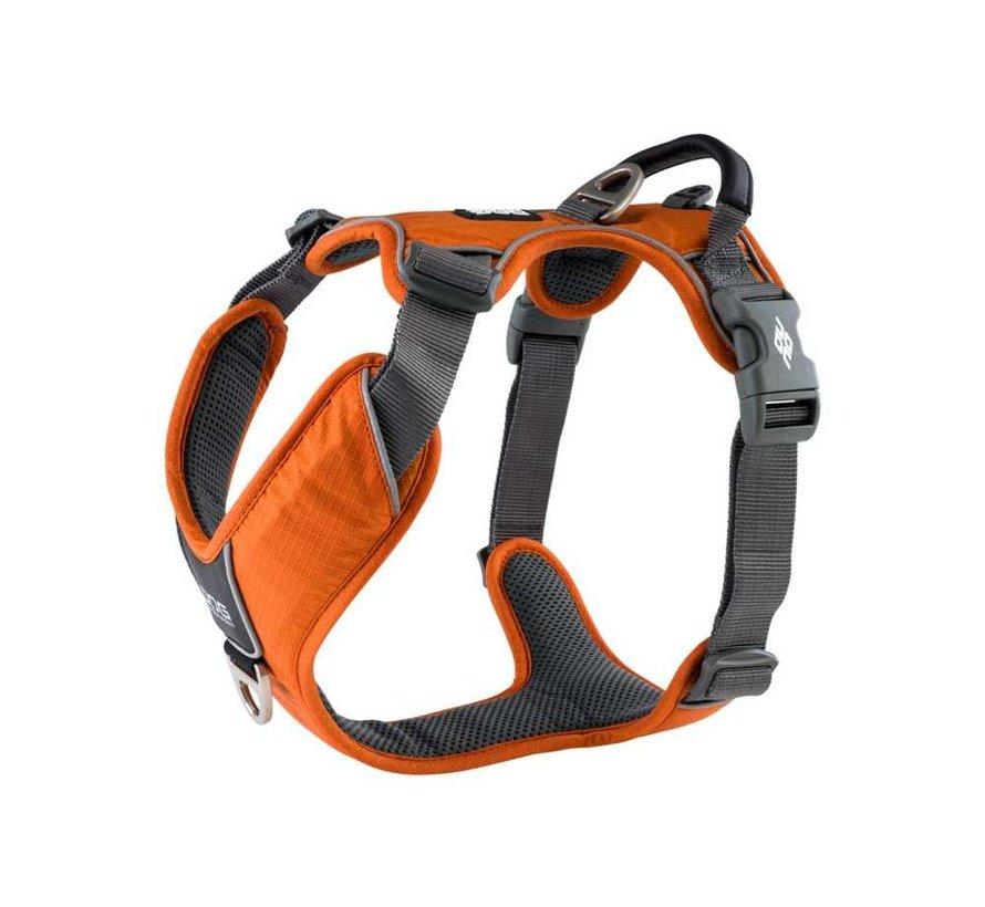 Hondentuig Comfort Walk Pro Orange Sun (V2)