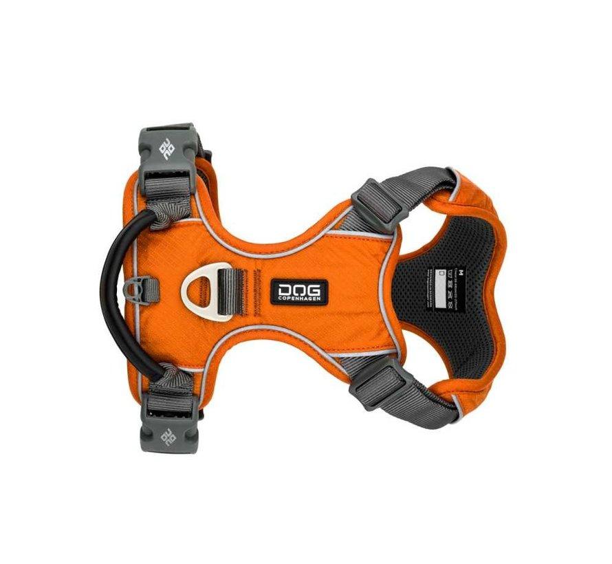 Dog Harness Comfort Walk Pro Orange Sun (V2)