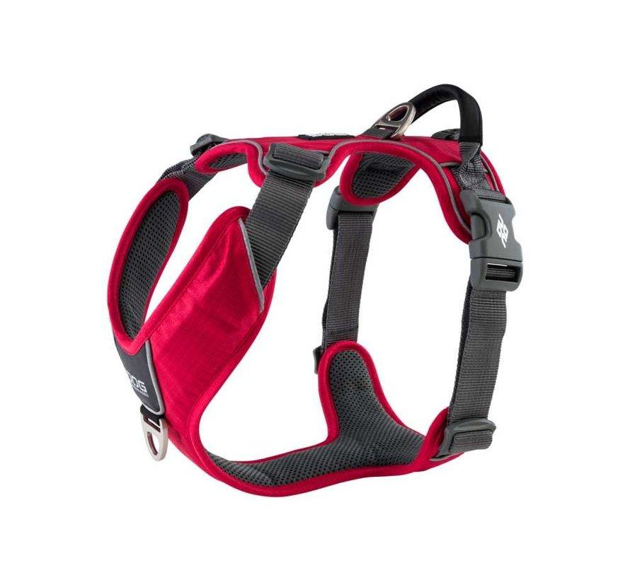 Hondentuig Comfort Walk Pro Classic Red (V2)