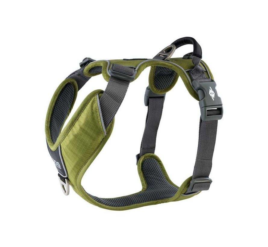 Hondentuig Comfort Walk Pro Hunting Green (V2)