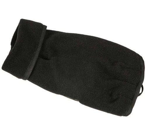 Fashion Dog Dog Coat Fleece Black