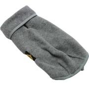 Fashion Dog Dog Coat Fleece Dark Grey