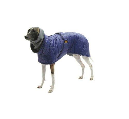 Fashion Dog Windhondenjas Blauw