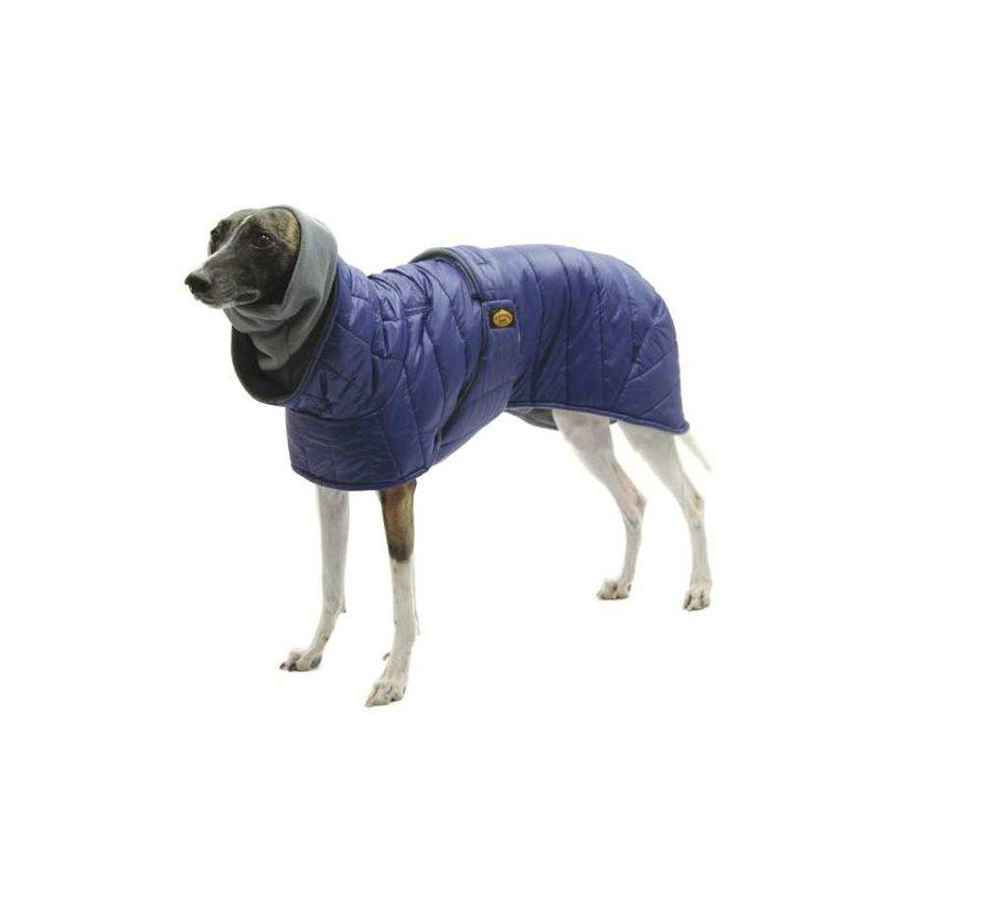 Greyhound Coat Blue