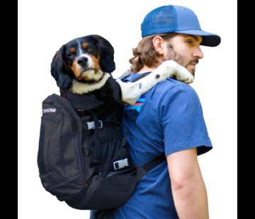 K9 Sport Sack Hondenrugzak Plus Zwart 2