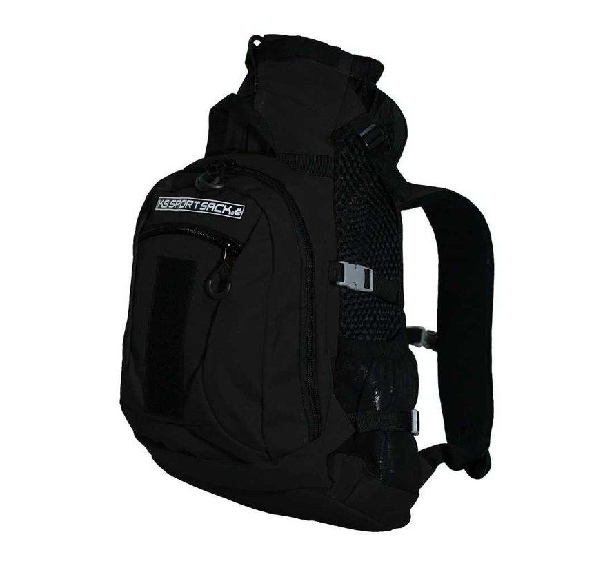 Dog Backpack Plus Black 2