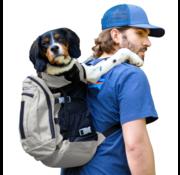 K9 Sport Sack Dog Backpack Plus Grey 2