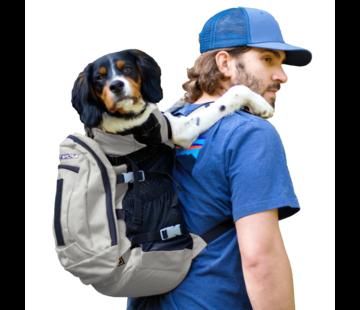 K9 Sport Sack Hondenrugzak Plus Grijs 2