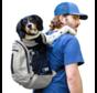 Hondenrugzak Plus Grijs Zwart 2