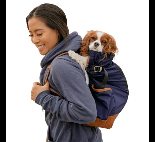 K9 Sport Sack Dog Backpack Urban Navy 2